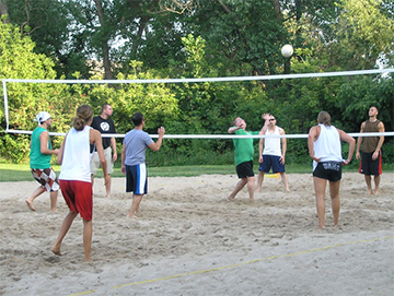 Volleyball 360